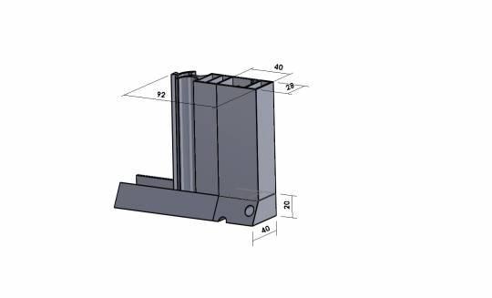 code-7-complete-hoek-enkelzijdig-frame-met-enkele-plisse