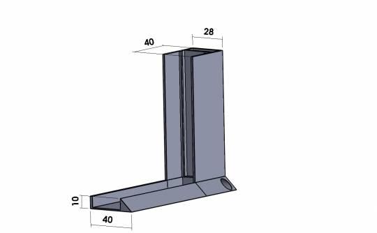 complete-hoek-enkelzijdig-frame-met-10mm-dorpel
